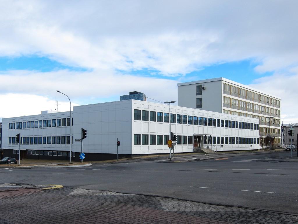 Lögreglustöð 1 – Hverfisgata 113-115, Rvk.