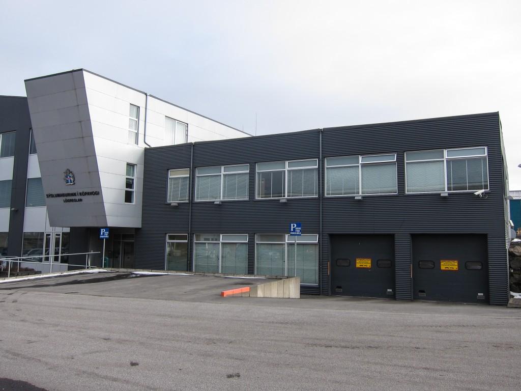 Lögreglustöð 3 – Dalvegur 18, Kóp.