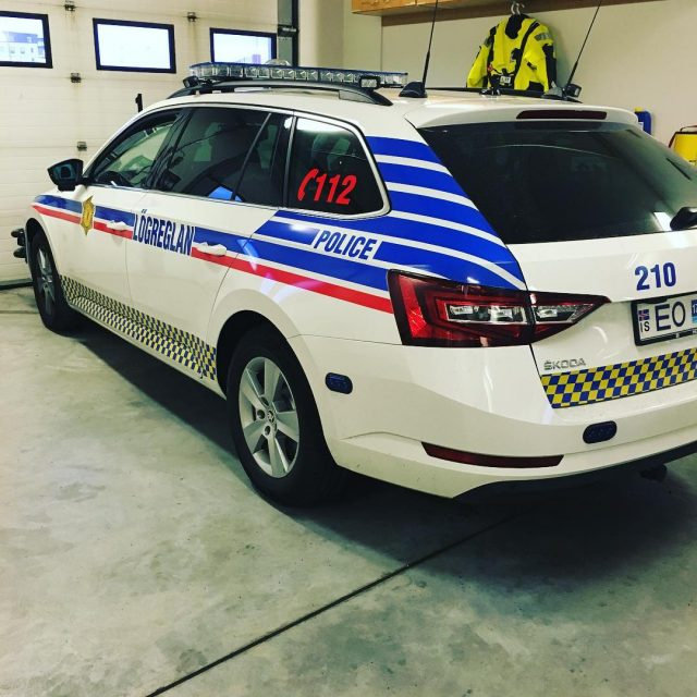 Our brand new patrol car lgreglan policepics police Continue readinghellip
