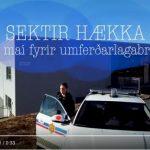 Ekki gera neitt – þegar síminn kallar á þig við akstur